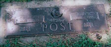 POST, MARY A - Boone County, Iowa | MARY A POST