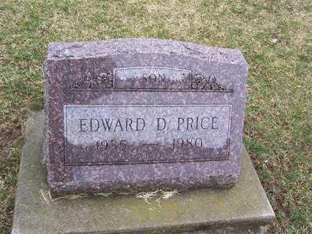 PRICE, EDWARD D. - Boone County, Iowa | EDWARD D. PRICE