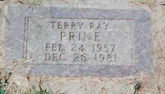 PRINE, TERRY RAY - Boone County, Iowa | TERRY RAY PRINE