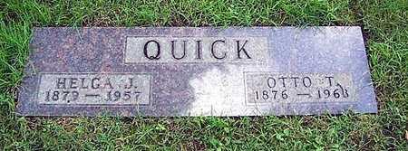 QUICK, HELGA J. - Boone County, Iowa | HELGA J. QUICK