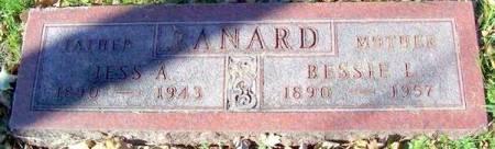 RANARD, BESSIE I. - Boone County, Iowa   BESSIE I. RANARD