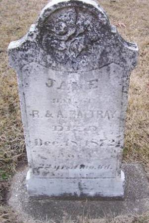 RATTRAY, JANE - Boone County, Iowa | JANE RATTRAY