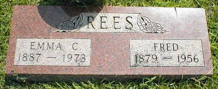 REES, EMMA C. - Boone County, Iowa | EMMA C. REES