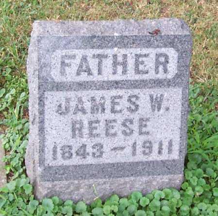REESE, JAMES W. - Boone County, Iowa | JAMES W. REESE