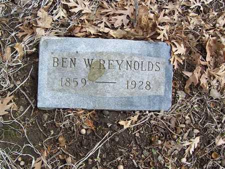 REYNOLDS, BEN W. - Boone County, Iowa | BEN W. REYNOLDS
