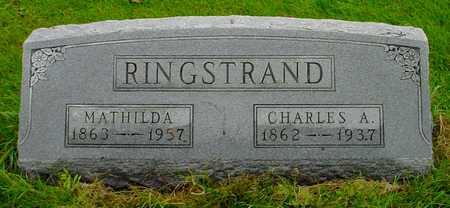 RINGSTRAND, MATHILDA - Boone County, Iowa | MATHILDA RINGSTRAND