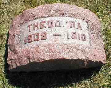 ROSEN, THEODORA - Boone County, Iowa | THEODORA ROSEN