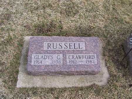 RUSSELL, CRAWFORD - Boone County, Iowa | CRAWFORD RUSSELL