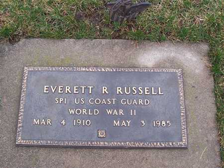 RUSSELL, EVERETT R. - Boone County, Iowa | EVERETT R. RUSSELL