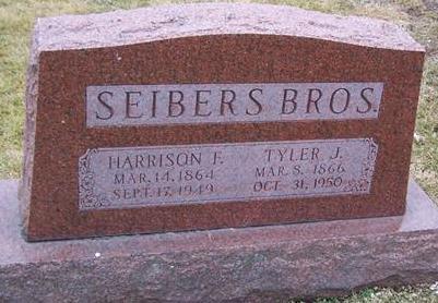SEIBERS, HARRISON F. - Boone County, Iowa | HARRISON F. SEIBERS