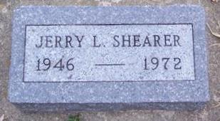 SHEARER, JERRY L. - Boone County, Iowa   JERRY L. SHEARER