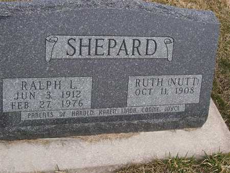 SHEPARD, RUTH - Boone County, Iowa | RUTH SHEPARD