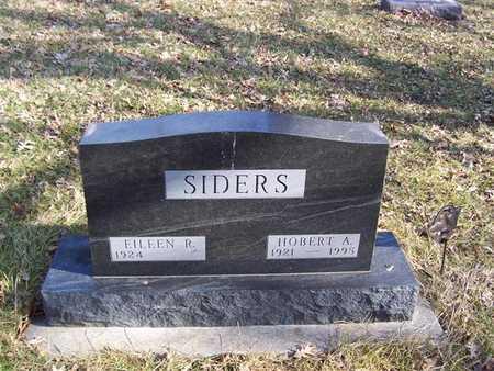 SIDERS, EILEEN R. - Boone County, Iowa | EILEEN R. SIDERS