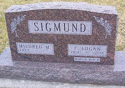 SIGMUND, MILDRED M. - Boone County, Iowa | MILDRED M. SIGMUND