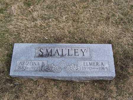 SMALLEY, ARIZONA B. - Boone County, Iowa | ARIZONA B. SMALLEY