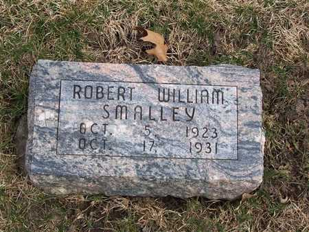SMALLEY, ROBERT WILLIAM - Boone County, Iowa | ROBERT WILLIAM SMALLEY