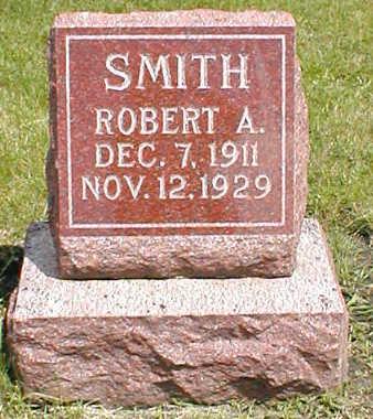 SMITH, ROBERT A. - Boone County, Iowa   ROBERT A. SMITH