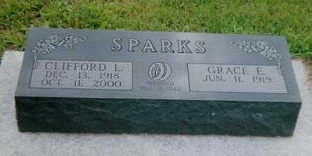 SPARKS, CLIFFORD L. - Boone County, Iowa | CLIFFORD L. SPARKS