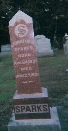 SPARKS, JONATHAN - Boone County, Iowa | JONATHAN SPARKS
