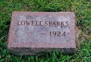 SPARKS, LOWELL - Boone County, Iowa | LOWELL SPARKS
