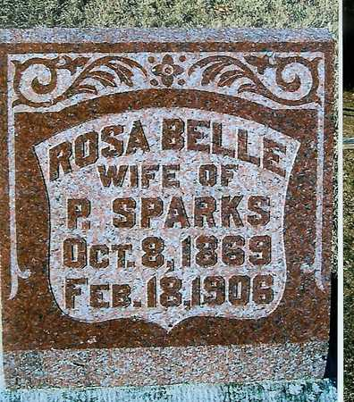 SPARKS, ROSA BELLE - Boone County, Iowa | ROSA BELLE SPARKS