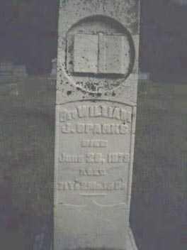 SPARKS, WILLIAM J. - Boone County, Iowa | WILLIAM J. SPARKS