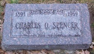 SPENCER, CHARLES O. - Boone County, Iowa   CHARLES O. SPENCER