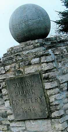 SQUIRE BOONE, CEMETERY - Boone County, Iowa | CEMETERY SQUIRE BOONE