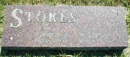 STOKES, GRACE I. - Boone County, Iowa | GRACE I. STOKES