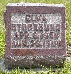 STORESUND, ELVA - Boone County, Iowa | ELVA STORESUND