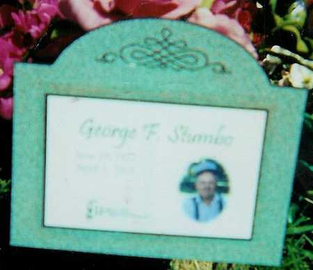 STUMBO, GEORGE F. - Boone County, Iowa | GEORGE F. STUMBO
