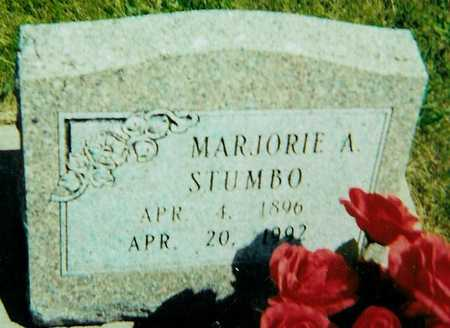 STUMBO, MARJORIE A - Boone County, Iowa | MARJORIE A STUMBO
