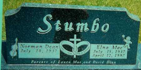 STUMBO, ELNA MAE - Boone County, Iowa | ELNA MAE STUMBO
