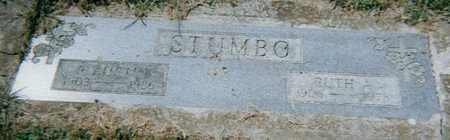 STUMBO, R. AUSTIN - Boone County, Iowa | R. AUSTIN STUMBO