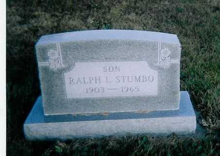 STUMBO, RALPH L. - Boone County, Iowa   RALPH L. STUMBO