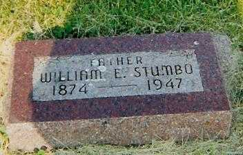 STUMBO, WILLIAM E - Boone County, Iowa | WILLIAM E STUMBO