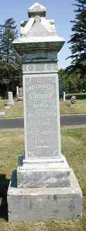 SUCHER, MICHAEL - Boone County, Iowa   MICHAEL SUCHER