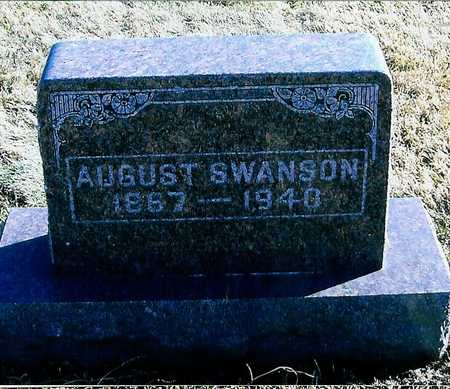 SWANSON, AUGUST - Boone County, Iowa | AUGUST SWANSON