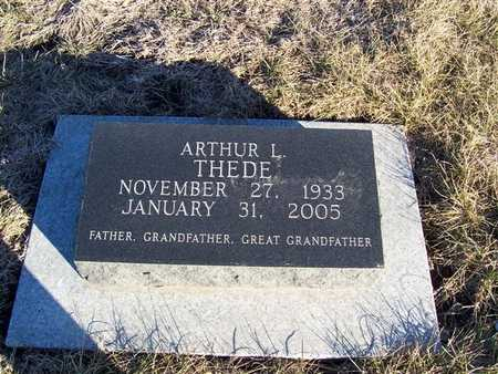 THEDE, ARTHUR L. - Boone County, Iowa | ARTHUR L. THEDE