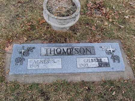 THOMPSON, GILBERT - Boone County, Iowa | GILBERT THOMPSON