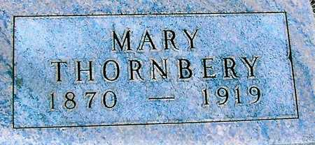 THORNBERY, MARY - Boone County, Iowa | MARY THORNBERY