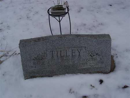 TILEY, JOSEPH A - Boone County, Iowa | JOSEPH A TILEY