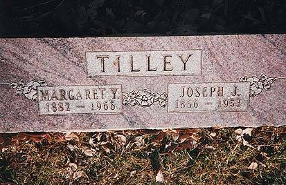 TILLEY (SELLERS), MARGARET YULE - Boone County, Iowa | MARGARET YULE TILLEY (SELLERS)