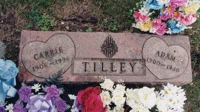 TILLEY, ADAM, CARRIE - Boone County, Iowa | ADAM, CARRIE TILLEY