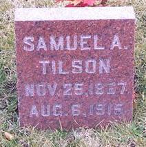 TILSON, SAMUEL A. - Boone County, Iowa | SAMUEL A. TILSON