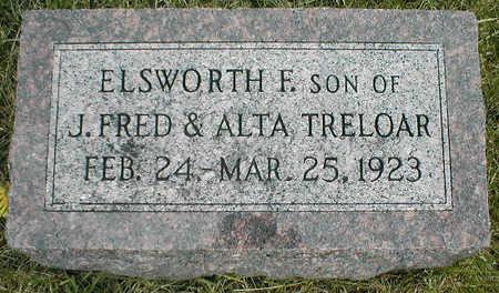 TRELOAR, ELSWORTH - Boone County, Iowa   ELSWORTH TRELOAR