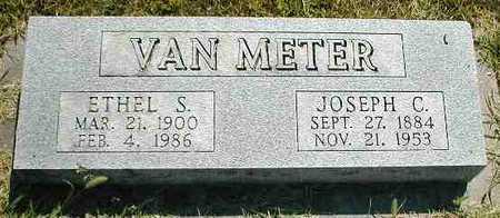 VAN METER, JOSEPH C. - Boone County, Iowa | JOSEPH C. VAN METER