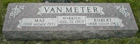 VAN METER, ROBERT - Boone County, Iowa   ROBERT VAN METER