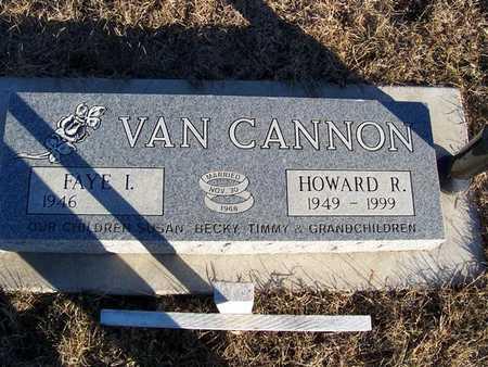 VANCANNON, HOWARD R. - Boone County, Iowa | HOWARD R. VANCANNON