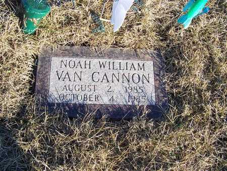 VANCANNON, NOAH WILLIAM - Boone County, Iowa | NOAH WILLIAM VANCANNON